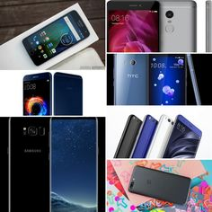 So 2017 is a good year for smartphones many new smartphones launched in 2017 like Samsung S8, OnePlus 5, HTC U11, LG G6, Xiaomi mi 6, Honor 8 pro, Huawei P10 and P10 plus, Moto Z2, Moto G5 Plus......