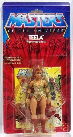 Teela - Warrior Goddess!