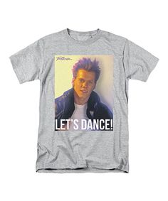 Take a look at this Footloose 'Let's Dance' Tee - Men's Regular today!
