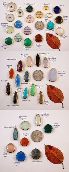 Chakra healing crystals coupon code thankyou101 save 10 on your a dazzling array of faceted bezel set gemstones fandeluxe Choice Image
