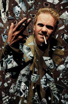 John Constantine, Hellblazer. He's the Keith Richards of the paranormal investigator world.