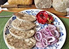 Kuřecí tlačenka Tacos, Cooking Recipes, Cookies, Breakfast, Ethnic Recipes, Meat Products, Sausages, Food, Breakfast Cafe