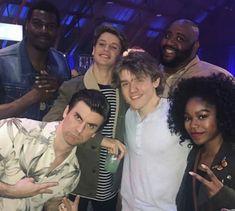 Peace out guys✌🏻💙 Jason Norman, Henry Danger Jace Norman, Henry Danger Nickelodeon, Ella Anderson, The Thundermans, Disney Channel Stars, Future Boyfriend, Narnia, It Cast