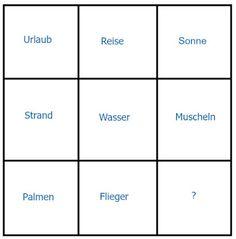 """Karins Kreativstube: """"Urlaub am Meer"""" - BaLiSa 02/07 Notes, Report Cards, Notebook"""