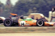 1968 Dan Gurney, McLaren M-14A Bruce Mclaren, Mclaren F1, Racing Team, Auto Racing, Dan Gurney, Watkins Glen, World Of Sports, Indy Cars, Car And Driver