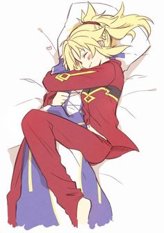 Goodnight mordred