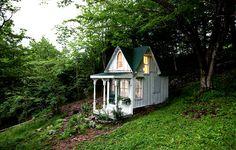 victorian mini shack
