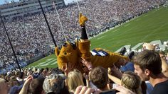 ...I am a Nittany Lion #PennState