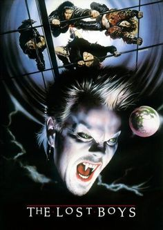 Lost Boys Movie Poster 24inx36in