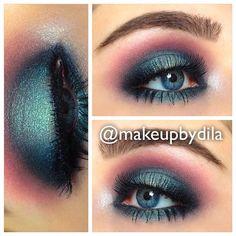 @makeupbydila A look inspired b...Instagram photo | Websta (Webstagram)