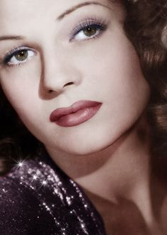 Rita HAYWORTH (1918-1987) ***** #19 AFI Top 25 Actresses. Notable Films: Gilda (1946); Only Angels Have Wings (1939); You'll Never Get Rich (1941); You Were Never Lovelier (1942); Cover Girl (1944); The Lady From Shanghai (1948); Pal Joey (1957); Separate Tables (1958)