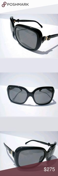Chanel Polarized Sunglasses Authentic chanel Sunglasses  Polarized lenses  Store display  Excellent condition  Includes original case Chanel  Accessories Glasses