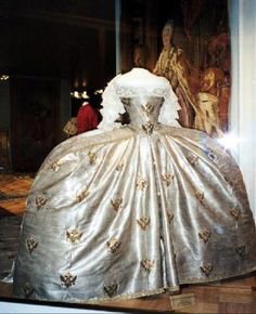 Catherine The Greats Coronation Gown