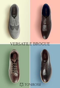 Broguestyle from ToniRossi.