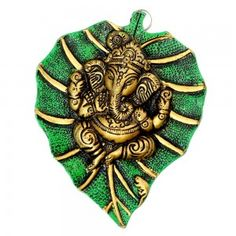 Peepal Patta Ganesh Raksha Bandhan Gifts, Buy Gifts Online, Unusual Gifts, Ganesh, Home Crafts, Anniversary Gifts, Kids Toys, Personalized Gifts, Best Gifts