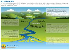 Learn, discover, understand your rivers! The more you know about the habitat, the more you can understand it's inhabitants aka trout! via: American Rivers Stem Science, Earth Science, Montessori Science, 6th Grade Social Studies, Fly Fishing Tips, Missouri River, River Bank, Science Lessons, Science Ideas