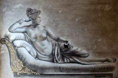 Venere Vincitrice - cm 100x150 Irem Incedayi www.iremincedayi.com