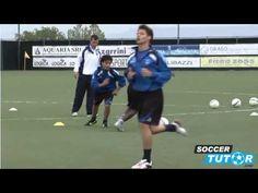 Ball Control 2 DVD - Soccer Italian Style Academy Technical Skills Training Program
