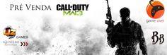 Slide evento de lançamento Call of Duty 3 - 2011