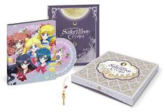 Japanese Limited Edition Sailor Moon Crystal Blu-ray Set 9! Info and links here http://www.moonkitty.net/where-to-buy-sailor-moon-crystal-bluray-dvd-reviews.php