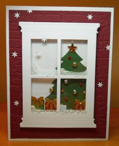 Looking Inside by susanbri - Cards and Paper Crafts at Splitcoaststampers