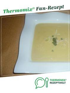 Pastinaken Suppe von Mugglmama. Ein Thermomix ® Rezept aus der Kategorie Suppen auf www.rezeptwelt.de, der Thermomix ® Community.