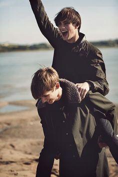 Percy + Jason