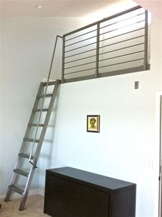Stainless Steel Loft Ladder