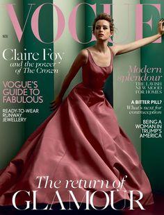 Vogue UK November 2017