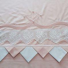 Müsterimize hayırli olsun .guzel günlerde kullansın inşallahh #nevresim #elişi #hobi #güzellik #ceyiz ##dantel #sanat #nervür #sarev #textile