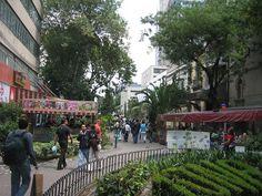 Zona Rosa in Mexico City
