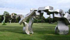Sagaponack Sculpture Field Hans Van de Bovenkamp