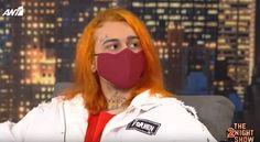Πως μισεί τονΑντώνη Κανάκηδήλωσεο ράπερ Sin Boy έχει βρεθεί στο προσκήνιο με το viral τραγούδι «Mama»ενώ παράλληλα μίλησε και για το ρατσισμό που έχει βιώσει ως Αλβανός. Καλεσμένος στην εκπομπή τουΓρηγόρη ΑρναούτογλουοSin Boyεμφανίστηκε με μάσκα και είπε πως τη φοράει «επειδή είμαι αρρώστια και δεν θέλω να σας κολλήσω». Με διάθεση να προκαλέσει ο ράπερ […] Boys, Baby Boys, Guys, Sons, Young Boys