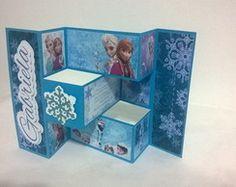 Convite Frozen Festa Frozen Fever, Decorative Boxes, 180, Home Decor, Frozen Invitations, Products, Paper, Invitation Cards, Art