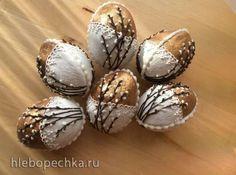 Fancy Cookies, Biscuit Cookies, Egg Art, Easter Cookies, Sugar Rush, Handmade Art, Cookie Decorating, Easter Eggs, Gingerbread