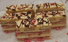 Czech Recipes, Ethnic Recipes, Desert Recipes, Tiramisu, Cake Decorating, Decorating Ideas, Food And Drink, Pudding, Treats