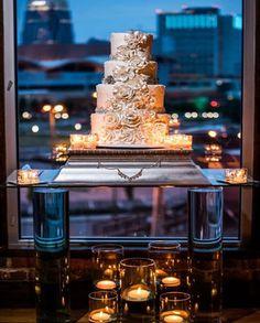 Wedding Cake Table Design, Nashville Wedding Planner. 615.768.9217
