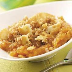 Buttery Sweet Potato Casserole Recipe from Taste of Home