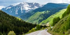 """With a nod to the Boss, we're going to gush yet again about the wild and wondrous outdoors of the great state of Colorado, whose """"highways jammed with broken"""