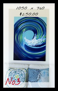 Wave by Samantha prentice
