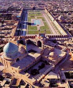 Imam Mosque in Isfahan Iran,   The Most Beautiful Mosque