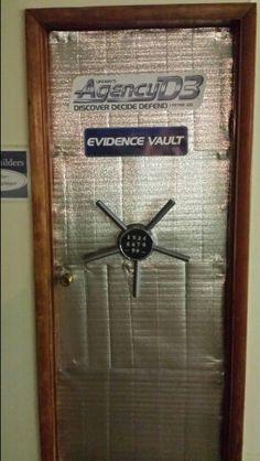 Agency D3 Evidence Vault