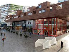 Architecture in Almere