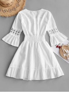 Stylish Dresses For Girls, Stylish Dress Designs, Stylish Outfits, Casual Dresses, Cute Teen Dresses, Dresses For Teens, Girls Fashion Clothes, Teen Fashion Outfits, Girl Outfits