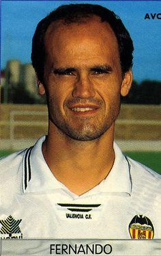 FERNANDO (Valencia C.F. - 1989)