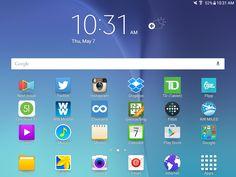 Organizing and managing life with the Samsung Galaxy Tab A - http://thisbirdsday.com/samsung-galaxy-tab-a/ #GalaxyTabA