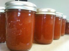 I made this today....very yummy!!! Crabapple Jam from Food.com