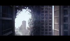 First Images: Godzilla