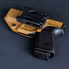 Goshawk Holsters   Glock 19/23/25/32 OWB Hardpoint Holster