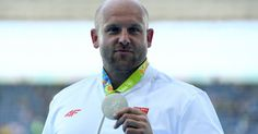 Polish discus thrower, Piotr Malachowski, 33 Olympian sells Rio 2016 medal to raise funds for a three-year-old boy with a rare form of cancer. He clinched silver in Rio with a throw of Olympic Medals, Discus Thrower, Three Year Olds, Summer Olympics, Cancer Treatment, Kids Health, Track And Field, Rio De Janeiro